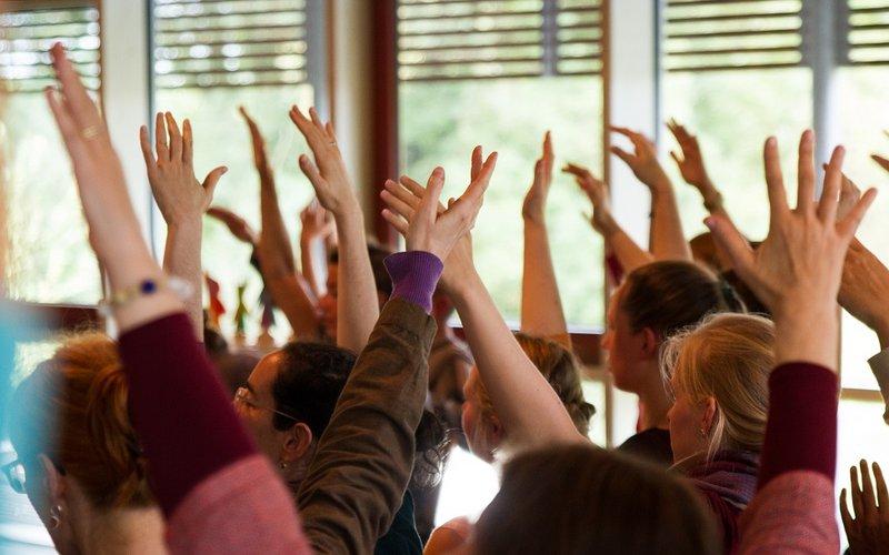Eurythmie in sozialen Arbeitsfeldern - Weiterbildungen und Fortbildungen