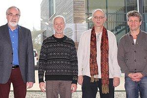 Neue Professoren für Heilpädagogik, Musik und Kunst