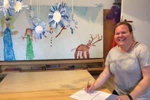 Interview mit unserer Alumna Anja Langer