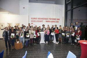 Feierliche Vergabe der Deutschlandstipendien und des DAAD-Preises