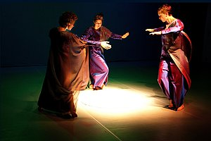 Eurythmy in English