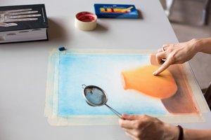 Kunsttherapie für Krebspatienten – Kooperation mit Universitätsklinikum Bonn
