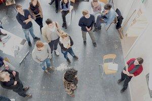 Neues Studienmodell: Schul- und Kulturbau praxisintegriert studieren