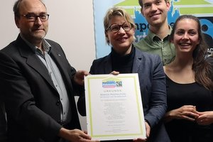 Alanus Hochschule wird Fairtrade-University