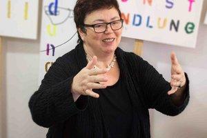Fünf Fragen an Gabriele Oberreuter