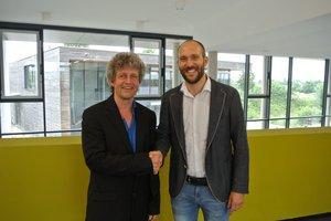 Nachhaltige Unternehmensführung: Stephan Hankammer ist neuer Juniorprofessor