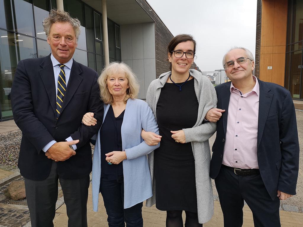 Ein neues Rektorat für die Alanus Hochschule