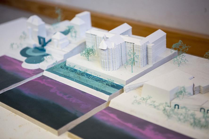 CHE-Hochschulranking: Fachbereich Architektur in der Spitzengruppe