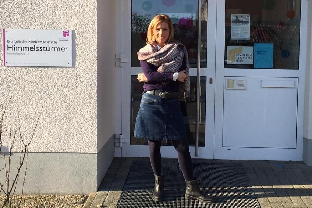 Interview mit unserer Alumna Gitte Janosch-Schneider