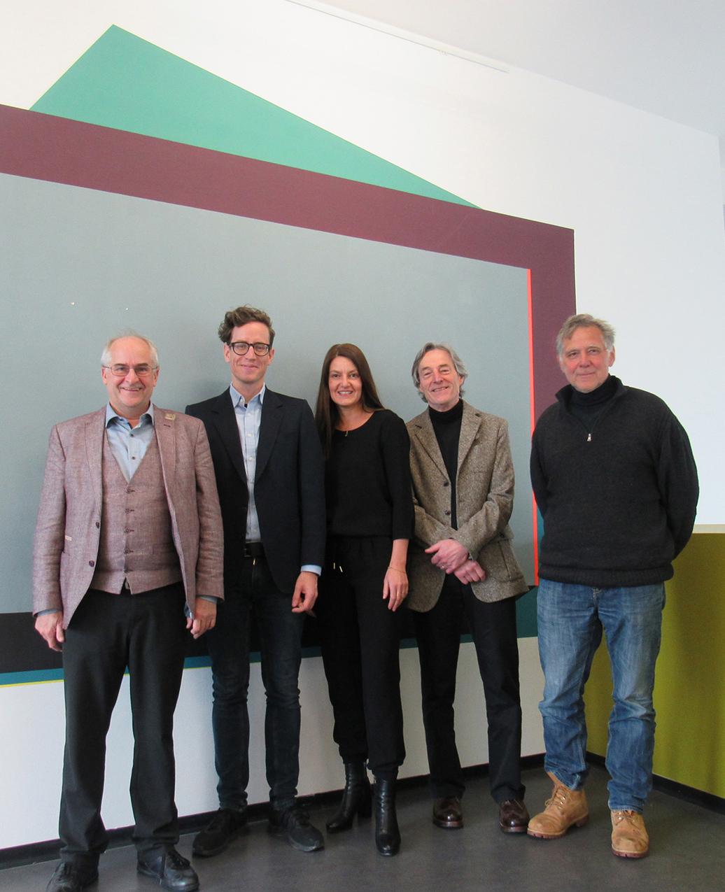 Neue Professoren für Kunstgeschichte, Kunsttherapie und Philosophie ernannt