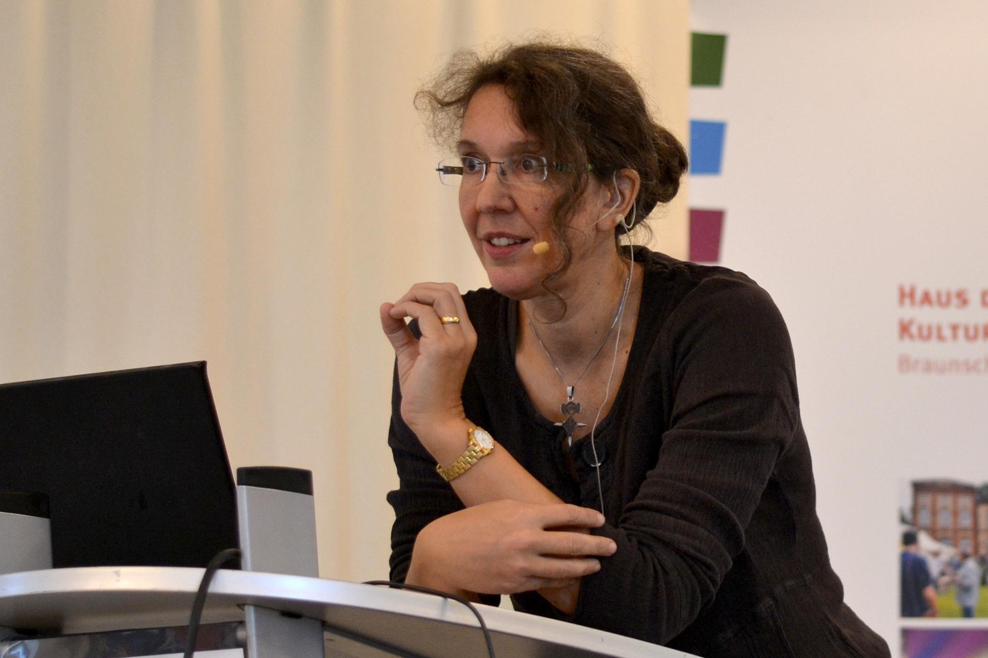 Fünf Fragen an Paula Bleckmann