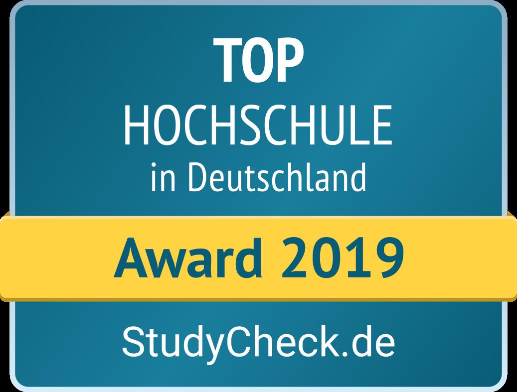 Hochschulranking: Alanus Hochschule auf Platz 3