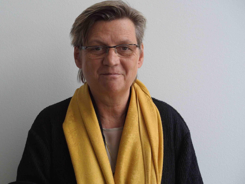 Fünf Fragen an Hildrun Rolff