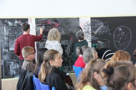 Symposium: Arts-based Research  - Kunstbasierte Forschungsansätze und Künstlerische Therapien